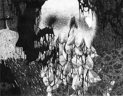 The Darkness Drips Forth